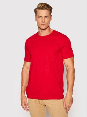 United Colors Of Benetton United Colors Of Benetton T-Shirt 3U53J1F15 Czerwony Regular Fit