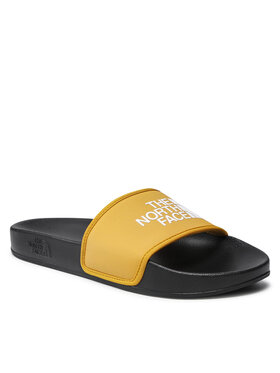 The North Face The North Face Чехли Base Camp Slide III NF0A4T2RYQR1 Жълт
