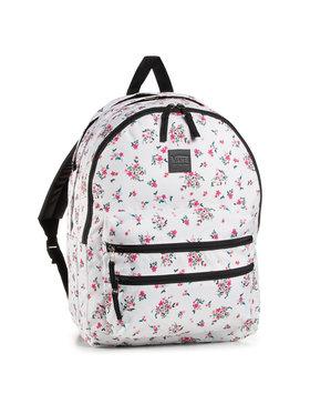 Vans Vans Plecak Schoolin It Backpack VN0A46ZPZKV1 Biały