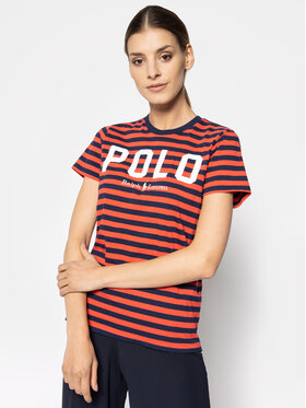 Polo Ralph Lauren Polo Ralph Lauren T-shirt 211782939 Multicolore Regular Fit