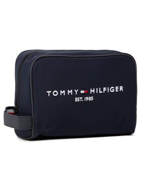 Tommy Hilfiger Tommy Hilfiger Kosmetinė Th Established Washbag AM0AM07306 Tamsiai mėlyna