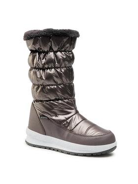 CMP CMP Stivali da neve Holse Wmn Snow Boot Wp 39Q4996 Grigio