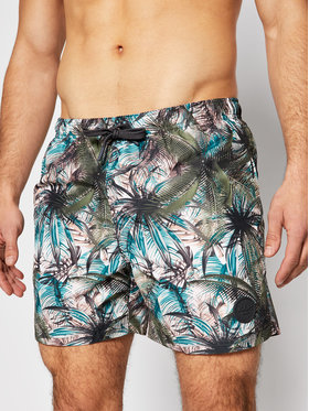 Joop! Jeans Joop! Jeans Short de bain 15 Jjbt-09Tulum_Beach 30025658 Vert Regular Fit