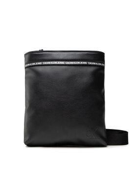 Calvin Klein Jeans Calvin Klein Jeans Umhängetasche Smooth Logo Tape Flatpack S K50K507211 Schwarz