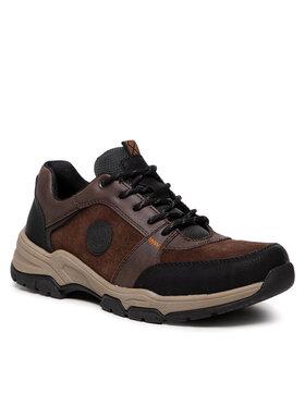 Rieker Rieker Chaussures de trekking B4323-00 Marron