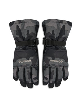 Columbia Columbia Lyžiarske rukavice M Whirlibird™ Glove SM0513 Sivá