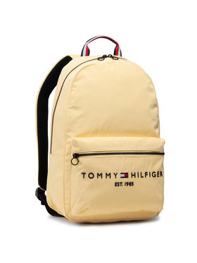 Tommy Hilfiger Tommy Hilfiger Plecak Th Established Backpack AM0AM07266 Żółty