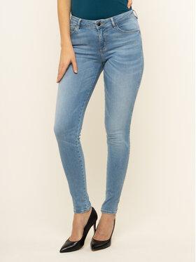 Guess Guess Skinny Fit džíny Curve X W01AJ2 D38R4 Modrá Shaping Fit