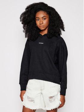 Calvin Klein Jeans Calvin Klein Jeans Pulóver J20J215462 Fekete Regular Fit