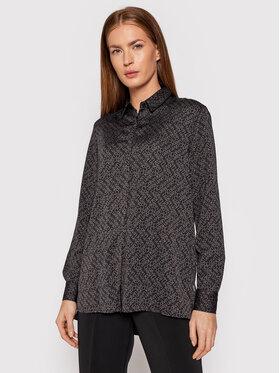 Calvin Klein Calvin Klein Риза K20K203224 Черен Relaxed Fit