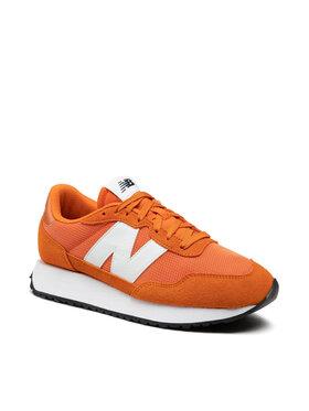 New Balance New Balance Sneakersy MS237CD Oranžová