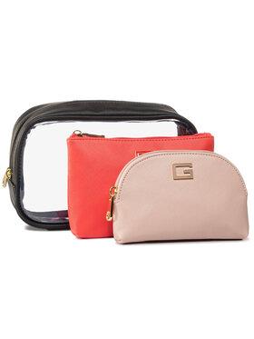 Guess Guess Set di pochette per cosmetici Nohea Accessories PWNOHE P0350 Rosso