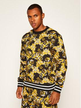 Versace Jeans Couture Versace Jeans Couture Sweatshirt B7GZA709 Schwarz Slim Fit