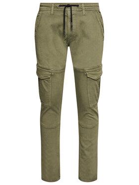 Pepe Jeans Pepe Jeans Joggers kalhoty Jared PM211420 Zelená Regular Fit