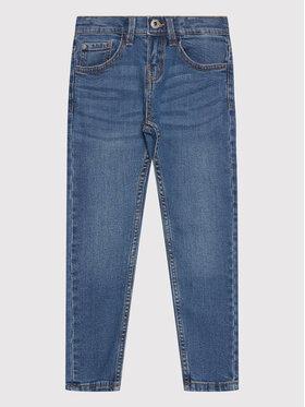 Pepe Jeans Pepe Jeans Jeansy Teo PB201776 Niebieski Super Skinny Fit