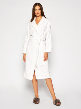 Calvin Klein Underwear Calvin Klein Underwear Robe de chambre Robe 000EW1159E Blanc