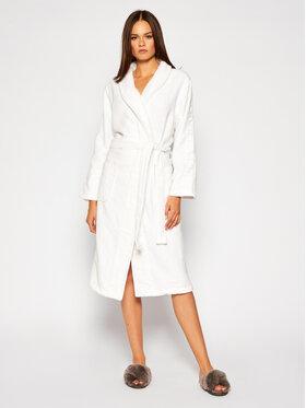 Calvin Klein Underwear Calvin Klein Underwear Szlafrok Robe 000EW1159E Biały