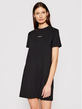 Calvin Klein Jeans Calvin Klein Jeans Sukienka codzienna J20J215654 Czarny Regular Fit