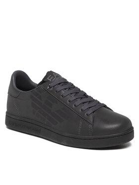 EA7 Emporio Armani EA7 Emporio Armani Sneakers X8X001 XK218 Q225 Nero