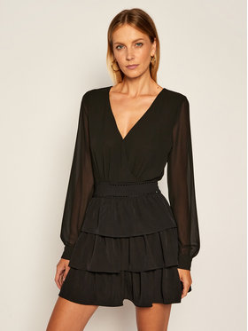 Liu Jo Liu Jo Robe de cocktail WF0052 T4164 Noir Regular Fit