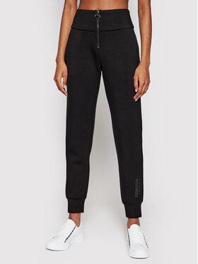 Guess Guess Teplákové kalhoty Huda W1RB04 K7UW2 Černá Regular Fit