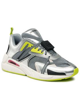 Diesel Diesel Sneakers S-Serendipity Lc Evo Y02575 P3846 H8415 Argintiu
