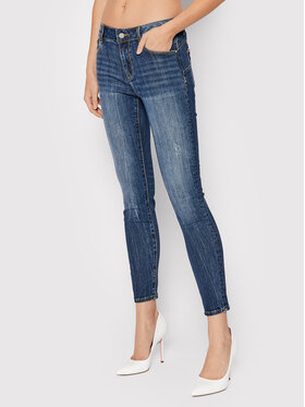 Fracomina Fracomina Jeans FR20SPJBELLA Blu scuro Slim Fit