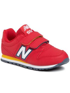 New Balance New Balance Laisvalaikio batai YV500RRY Raudona
