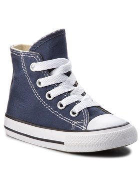 Converse Converse Sneakers aus Stoff Inf C/T Allstar 7J233C Dunkelblau