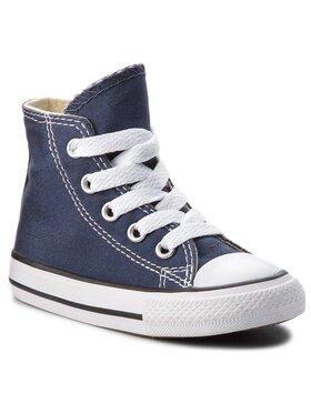 Converse Converse Sneakers Inf C/T Allstar 7J233C Bleu marine