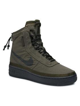 Nike Nike Обувки W Af1 Shell Зелен