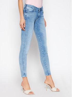 Guess Guess Jeans Curve X W1GAJ2 D3ZT7 Blu Skinny Fit