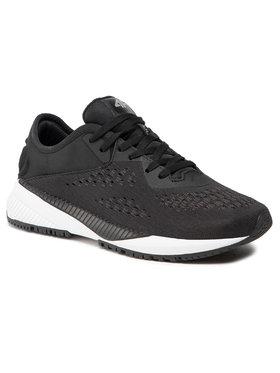 4F 4F Topánky D4L21-OBDS301 Čierna