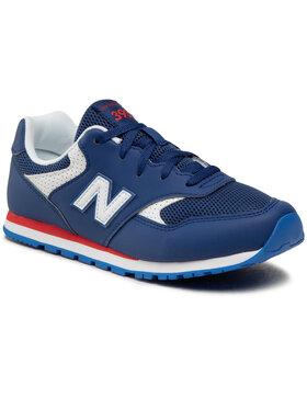 New Balance New Balance Sneakersy YC393BNV Granatowy