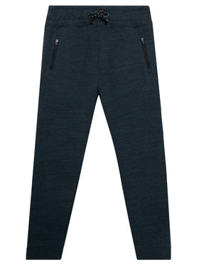 NAME IT NAME IT Teplákové kalhoty Scott 13179909 Tmavomodrá Regular Fit