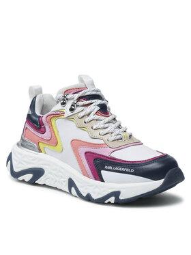 KARL LAGERFELD KARL LAGERFELD Sneakers KL62411 Alb