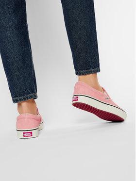Vans Vans Πάνινα παπούτσια Comfycush Slip-On VN0A3WMD4CW1 Ροζ