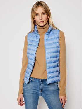 Marc O'Polo Marc O'Polo Gilet 101 1088 72011 Bleu Regular Fit