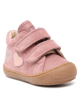 Naturino Naturino Sneakersy Scuz Vl. 0012016361.03.0M01 Różowy