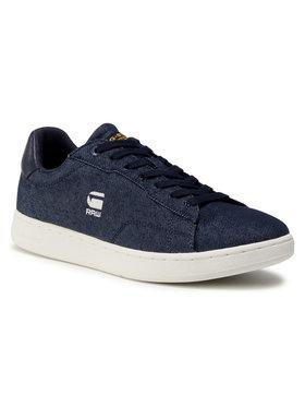 G-Star RAW G-Star RAW Sneakers aus Stoff Cadet II D18002-B718-6486 Dunkelblau
