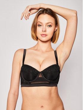 Calvin Klein Underwear Calvin Klein Underwear Biustonosz bardotka 000QF5899E Czarny
