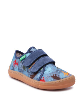 Froddo Froddo Sneakers aus Stoff G1700302 D Blau