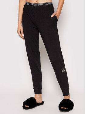 Calvin Klein Underwear Calvin Klein Underwear Teplákové nohavice 000QS6685E Čierna Regular Fit