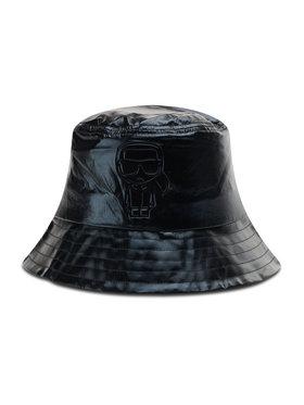KARL LAGERFELD KARL LAGERFELD Klobúk typu bucket 210W3413 Čierna