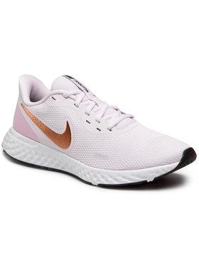 Nike Nike Buty Revolution 5 BQ3207 502 Różowy