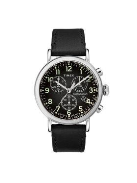 Timex Timex Karóra Standard TW2T21100 Fekete