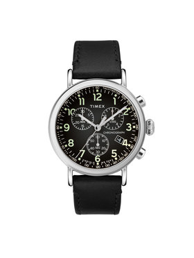 Timex Timex Laikrodis Standard TW2T21100 Juoda