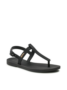 Melissa Melissa Sandały Sun Sandal Ad 33495 Czarny