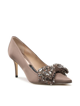 Custommade Custommade Обувки на ток Aljo Crystal 212632013 Сив