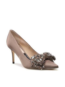 Custommade Custommade Pantofi cu toc subțire Aljo Crystal 212632013 Gri